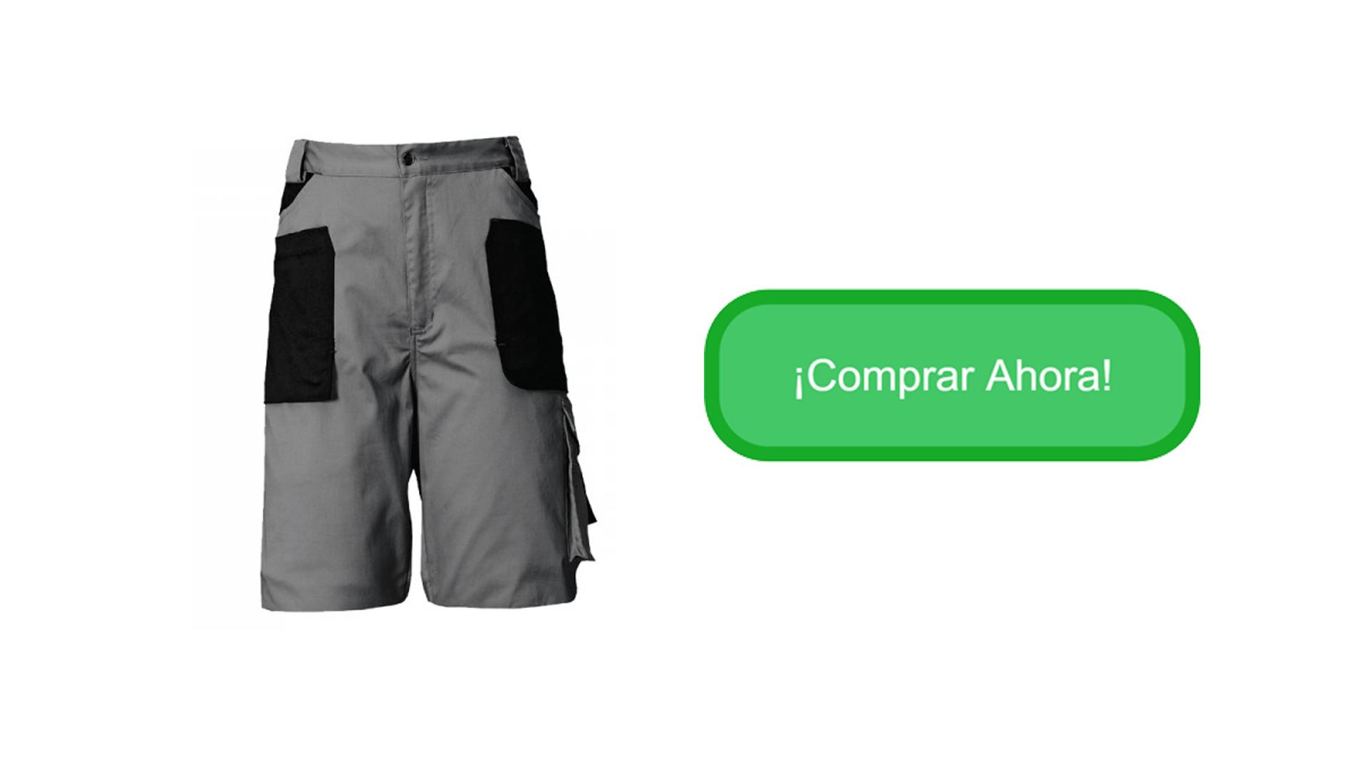 Pantalones Cortos Herraiz - Comprar Ahora cinco