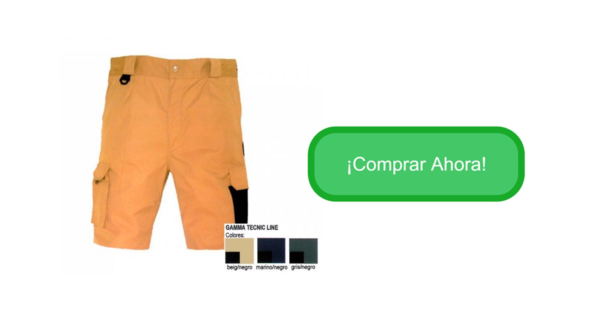 Pantalones Cortos Herraiz - Comprar Ahora cuatro