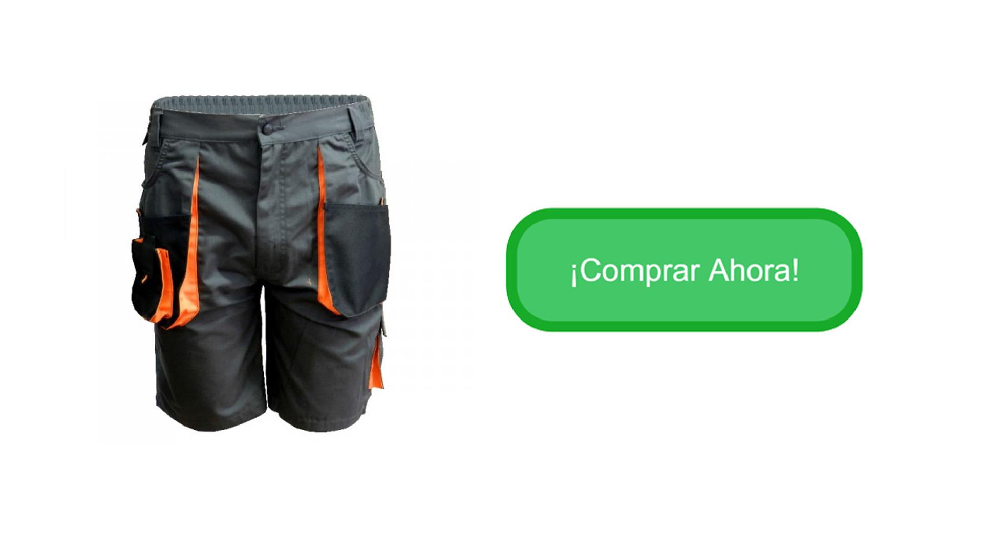 Pantalones Cortos Herraiz - Comprar Ahora tres