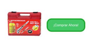 Sopletes Rothenberger - Kit 7 - Comprar Ahora